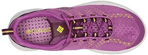 Columbia Drainmaker Iii, Chaussures de Randonnée Basses Femme Rose (Razzle/Zour)