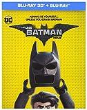 The Lego Batman Movie Steelbook [Blu-Ray]+[Blu-Ray 3D] [Region B] (English audio)