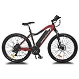 URBANBIKER Vélo électrique VTT Dakota, Batterie Lithium Samsung 48 V 17.5 Ah (840 Wh) Moteur 350W....
