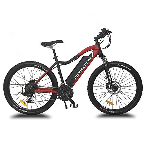 URBANBIKER Vélo électrique VTT Dakota, Batterie Lithium Samsung 48 V 17.5 Ah (840 Wh) Moteur 350W. 27,5 Pouces, Freins...