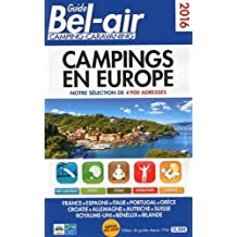 Guide Bel-air Campings en Europe 2016