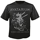 Avatarium - Hurricanes and Halos - T-Shirt