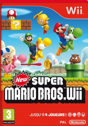 New Super Mario Bros.Wii (Bros Mario Dekorationen Super)