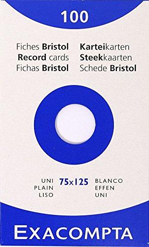 exacompta-13301e-etui-100-fiches-bristol-blanc-75-125