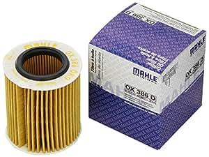 Knecht OX386D Filtre à huile