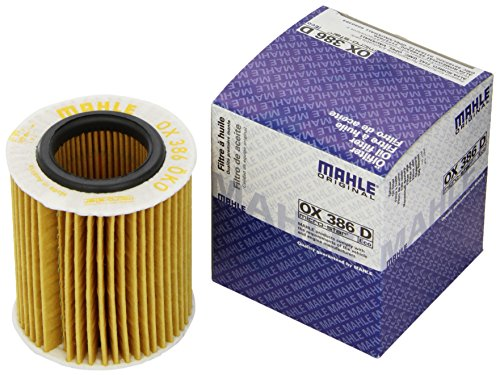 Knecht OX 386D Filtro Motore