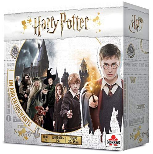Educa Borrás-Harry Potter Juego de Mesa