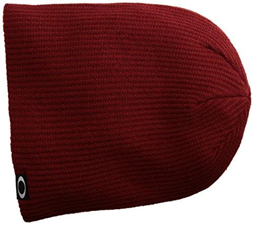 Oakley Backbone Mütze Herren one size Iron Red (Iron Red Skull)