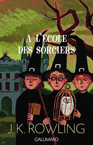 Harry Potter - French: Harry Potter a l'ecole des sorciers