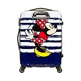 Trolley Rigido 65 cm 4 Ruote Spinner | American Tourister Disney Legends | 19C007-Minnie Kiss