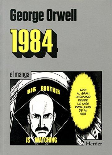 Descargar Libro 1984. El manga de George Orwell