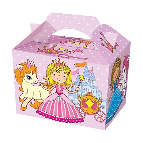 SUPER COOL KIDS PARTY BOXES - In a PRINCESS design (happy...