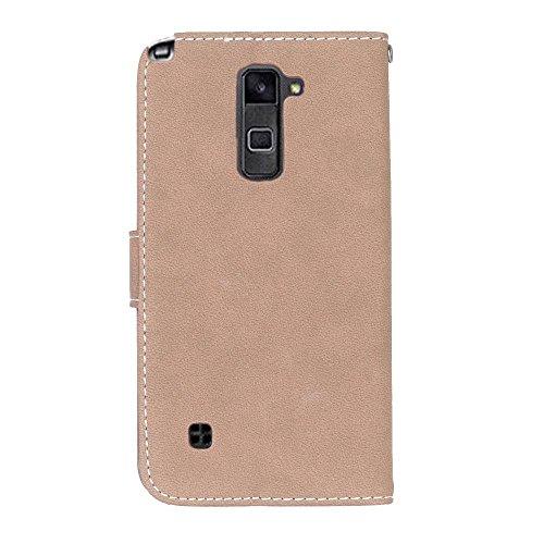 Wkae Case Cover Housse de protection en cuir pour iPhone 3G / 3GS / 3G / 3GS / 3GS ( Color : 5 , Size : LG G Stylo 2 Plus Stylus 2 Plus K550 ) 5