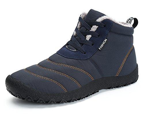 KOUDYEN Homme Femme Chaussures Bottes Botte Boots Bottines Hiver