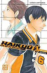 Haikyu !! - Les as du volley ball Vol.6