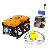 ThorRobotics Underwater Drone 110 ROV 2.4G Wireless Photography Camera Robot Underwater Camcorder Type2.Wireless Control Version