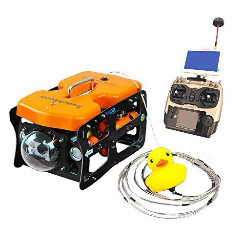 ThorRobotics Unterwasser Drohne 110 ROV 2,4G Drahtlose Fotografie Kamera Roboter (Roboter Drahtlose)