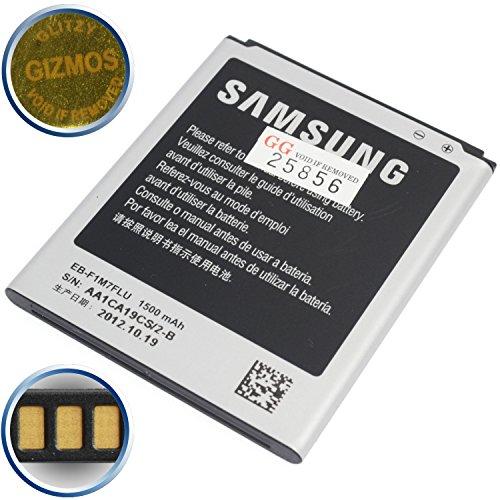 Samsung 1500mAh 3,8V Li-ion batería para GALAXY S3MINI EB-F1M7FLU (no embalaje al por menor)