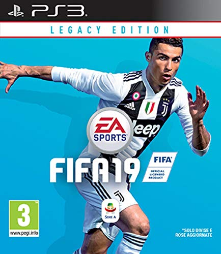 FIFA 19 - Legacy Edition - PlayStation 3