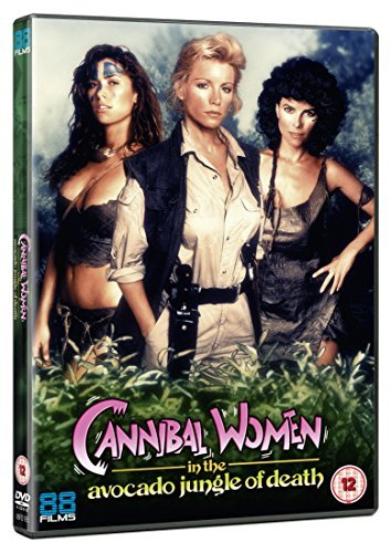 Preisvergleich Produktbild Cannibal Women In The Avocado Jungle Of Death [DVD] by Shannon Tweed