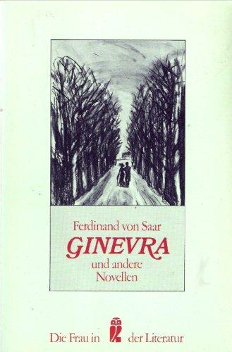 Ginevra und andere Novellen.