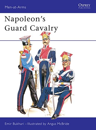 Napoleon's Guard Cavalry (Men-at-Arms)