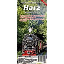 Harz: Biker- und Erlebniskarte