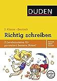 Wissen – Üben – Testen: Deutsch – Richtig schreiben 2. Klasse