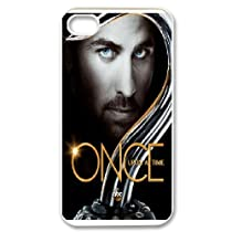 Gory Colin O'Donoghue Aka Captain Hook Killian Jones Once Upon a Time Season 3 Posters Coque iphone 7/7 Cases, [White]Cas De Téléphone