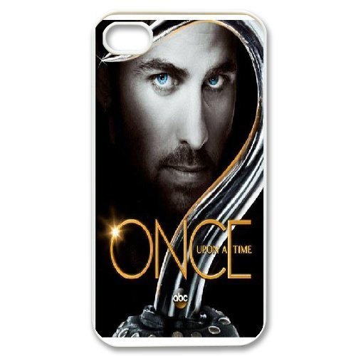 Gory Colin O'Donoghue Aka Captain Hook Killian Jones Once Upon a Time Season 3 Posters Coque iphone 7/7 Cases, [White]Cas De Téléphone, coques iphone