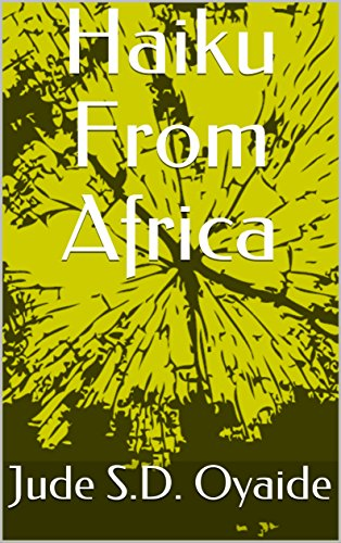 Haiku From Africa (English Edition) -
