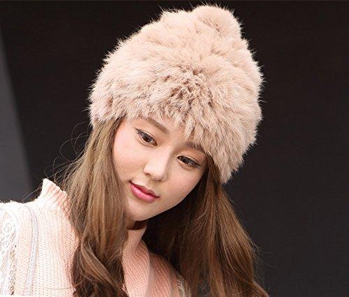 Chapeau Chapeau Ms Version Coréenne Automne Hiver Tab Fashion Tide Étudiant Cap Casquette De Tricot Extérieur ( couleur : A , taille : # 2 ) A