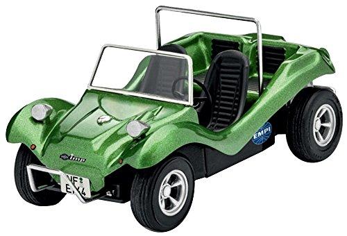 Revell Modellbausatz Auto 1:32 - Volkswagen VW Käfer Buggy - offener Strandbuggy im Maßstab 1:32, Level 3, originalgetreue Nachbildung mit vielen Details, 07682 1 32 Maßstab Autos