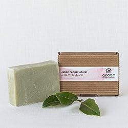 Jabon de Arcilla Verde Ecologico