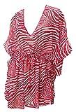 La Leela Beach Cover ups Dresses Swimsuit Blouse Caftan Bikini Bathing Resortwear Gifts Kaftan Tops Tunic For Women