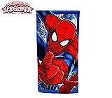 Marvel MV51003 Telo Mare Spiderman 70x140 cm 100% Cotone Asciugamano. MWS