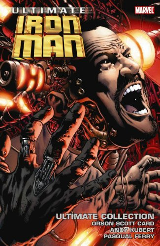 Ultimate Comics Iron Man Ultimate Collection