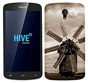 TrilMil Printed Designer Mobile Case Back Cover For XOLO Omega 5.5