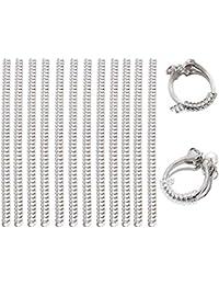 Mayitr 12 Stück Ring Verstellbar Ring Größe Adjuster (3.5mm)