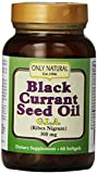 Best Naturals Black Currant Oil - Only Natural Nutritional Supplement, Black Currant Seed Oil Review