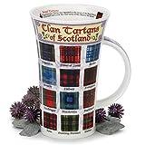 Dunoon taza de porcelana de Escocia