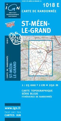 St-Meen-le-Grand GPS: IGN1018E