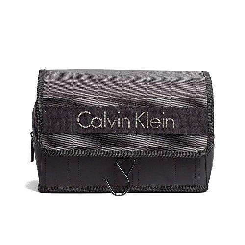 Calvin Klein Madox New Hanging Washbag, Cartables homme, Noir (Black), 15x20x26.5 cm (B x H x T)