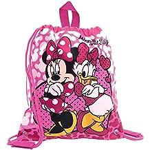 Disney Minnie & Daisy Nice Day Mochila Infantil, 1.5 Litros, Color Rosa