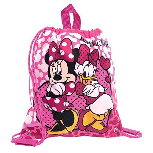 disney-4493751-minnie-daisy-nice-day-zainetto-per-bambini-poliestere-rosa-30-cm