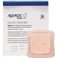 AQUACEL Ag Schaumstoff selbstklebend Kompressen, 10cm x 10cm x10420681 preisvergleich bei billige-tabletten.eu