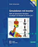 Product icon of Simulationen mit Inventor: FEM und dynamische Simulation.