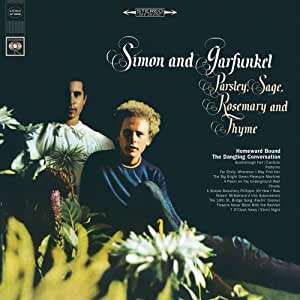 Parsley,Sage,Rosemary & Thyme 180g Vinyl [Vinyl LP]
