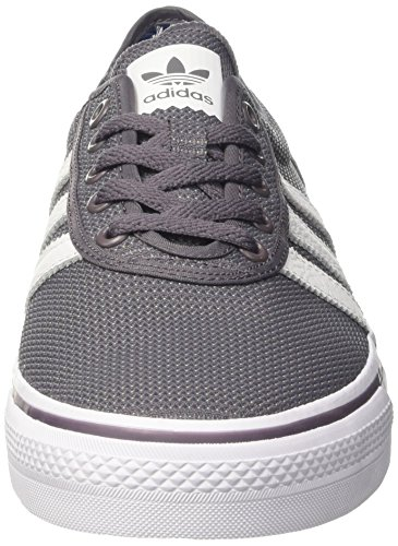 adidas Adi-Ease, Scarpe da Skateboard Unisex – Adulto Grigio (Gritra/Ftwbla/Azumis)