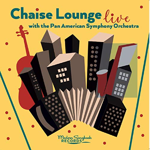 Chaise Lounge with the Pan American Symphony Orchestra -